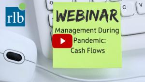 Cash Flows Management Recording